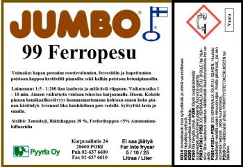 Jumbo 99 Ferropesu
