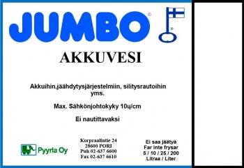 Jumbo Akkuvesi