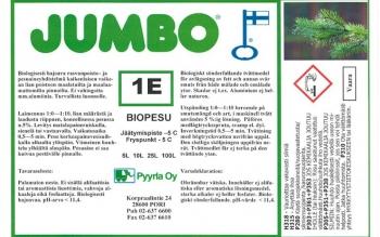 Jumbo Biopesu 1E