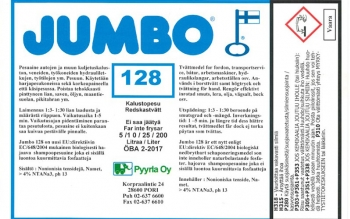 Jumbo Kalustopesu 128