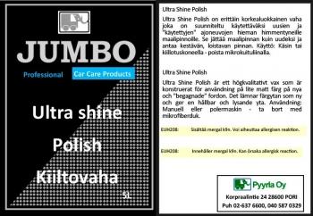 Jumbo Ultra Shine Polish - Kiiltovaha