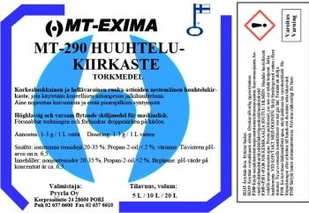 MT-290 Huuhtelukirkaste